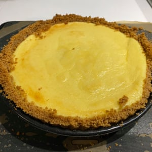 Cafe Pepe's key lime pie. Thumbnails by Felicity Cloake.