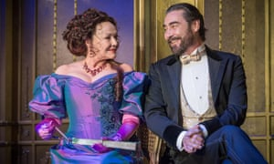 An Ideal Husband Review Wildes Dandies And Fat Cats Verge