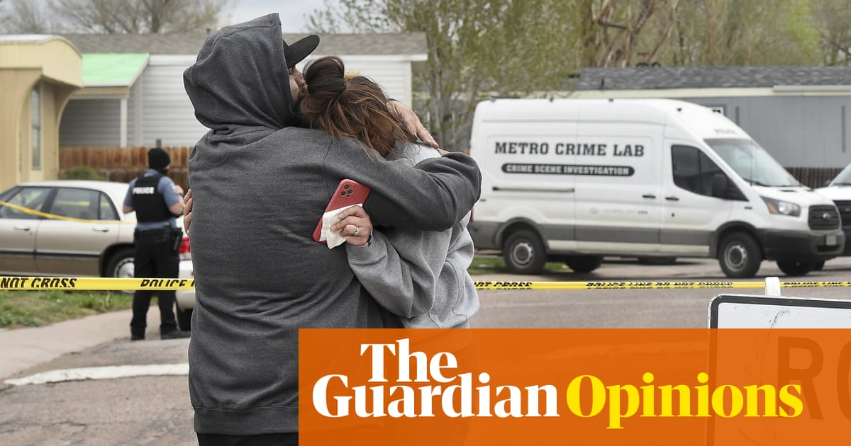 The American gun crisis? It's largely a domestic violence crisis