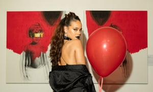 Rihanna … Only 98 more red balloons and she can put a Nena cover on her new album.