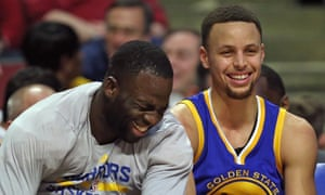 best website 9fb0a fc59a The Golden State Warriors, the happiest team in sports