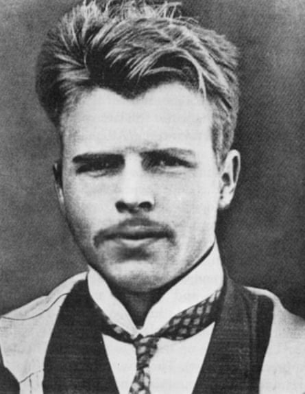 The Swiss psychiatrist Hermann Rorschach (1884-1922).