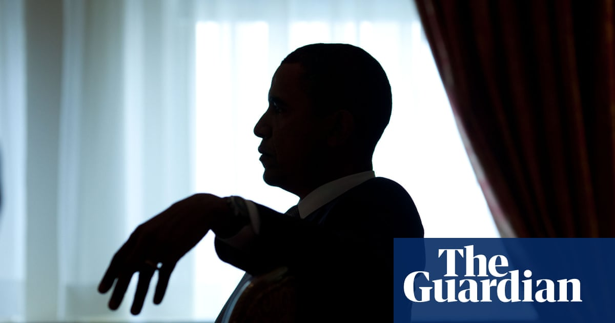 'This was Black Camelot': looking back on Obama's journey to the top