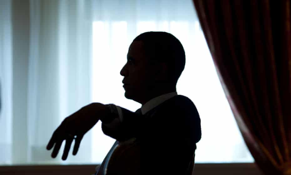 President Barack Obama in September 2010