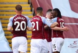 Goal for Aston Villa!