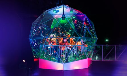 The Crystal Maze Live Experience, London