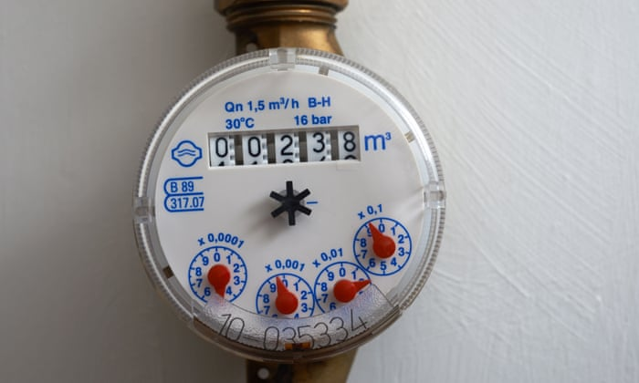 Do We Have The Right To Say No A Water Meter