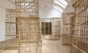 'It was as if I'd stumbled upon an abandoned city': ToGather, 2017, installation at the Whitworth.