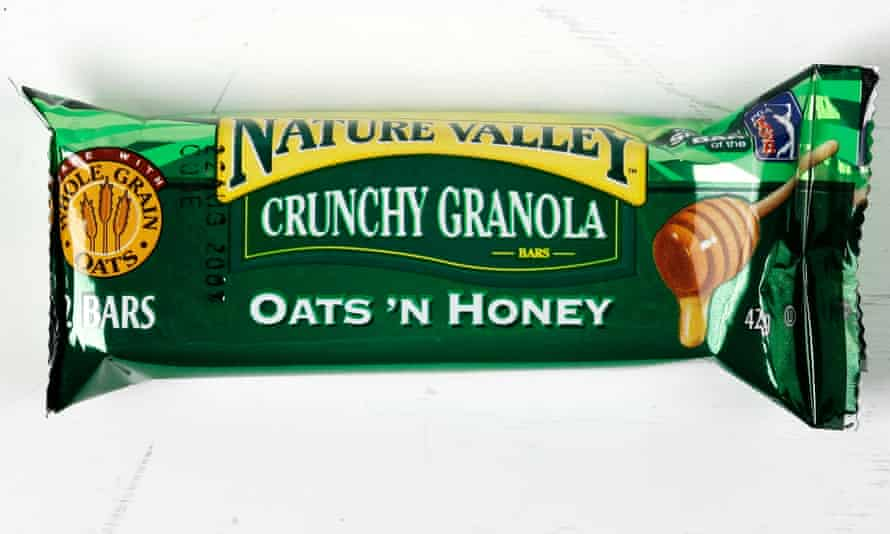 Nature Valley Crunchy Oats 'n Honey cereal bars