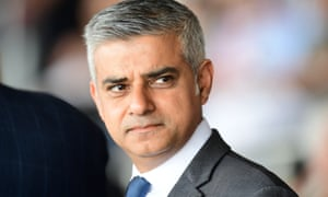 London mayor Sadiq Khan says he will visit the US soon, in case Trump wins the November election.