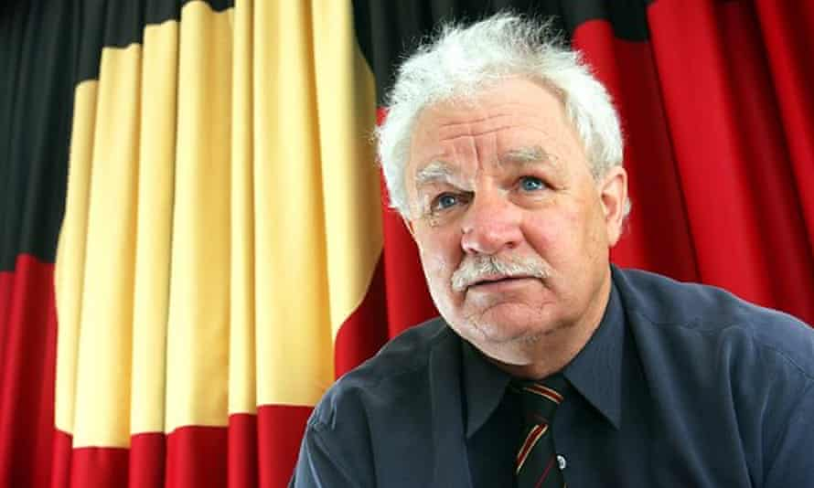 Michael Mansell, Aboriginal lawyer from Tasmania