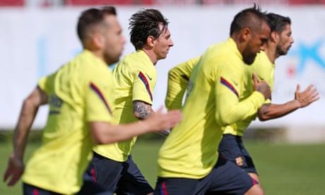 Barcelona will resume La Liga title defence with late kick-off in Mallorca