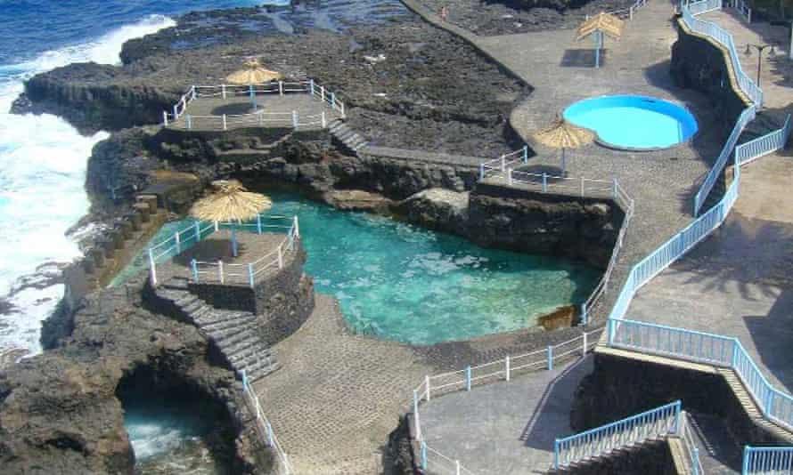 Charco Azul Pool, La Palma, Canary Islands