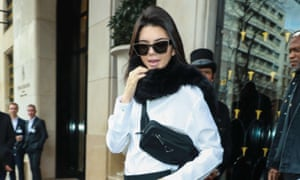 Kendall Jenner in Paris, France on 28 February, 2017