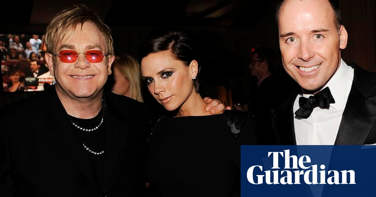 03eb5ab369a Victoria Beckham backs Elton John in Dolce   Gabbana gay adoption ...
