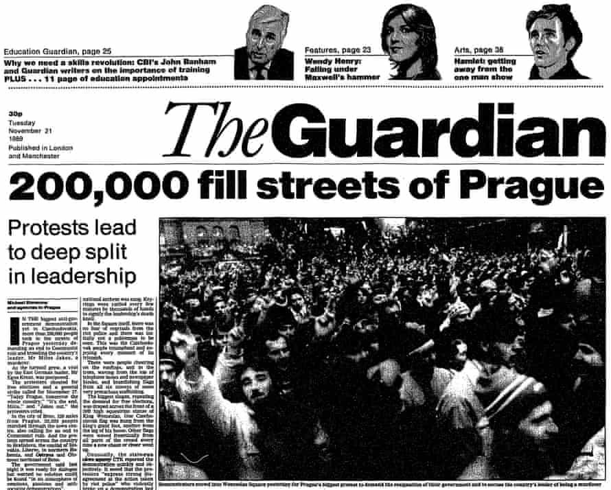 The Guardian, 21 November 1989.