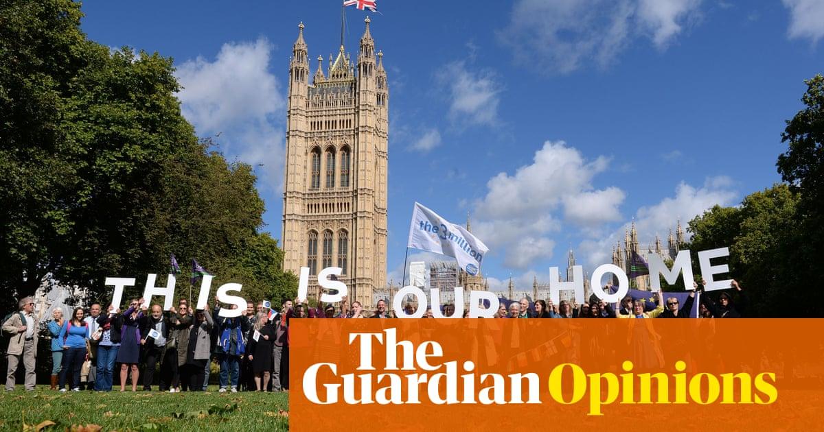 EU citizens made Britain their home – now they face a hostile environment