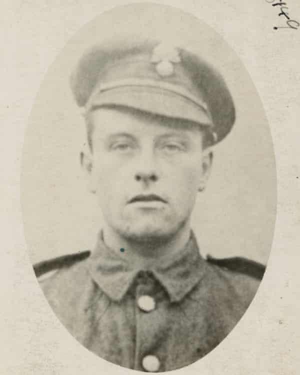 Private John Shaw