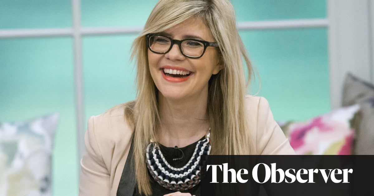 Emma Barnett: the firebrand taking on the challenge of Womans Hour