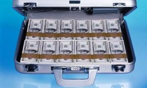 cash bribe