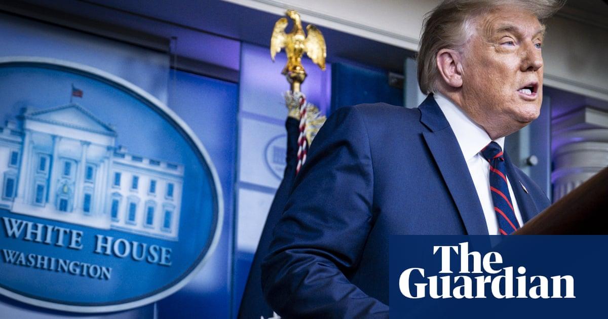 Coronavirus: Trump authorizes plasma treatment amid attacks on FDA – The Guardian