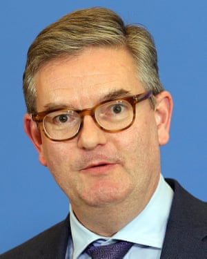 EU security commissioner Julian King