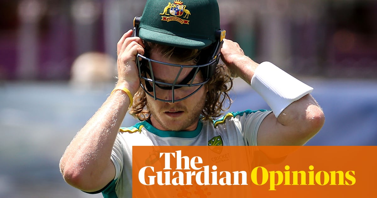 Australia will watch anxiously if Will Pucovski makes Test debut against India   Adam Collins
