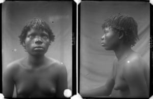 'Elexnaii of Otua', photographed by N. W. Thomas in Otuo, Edo State, Nigeria, 1909