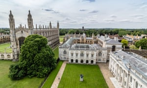 Cambridge is divided over competing plans from the university and the city council over new homes.
