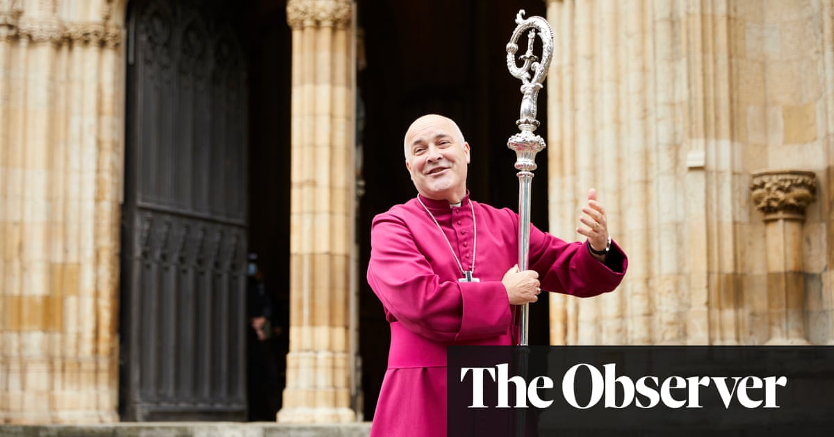 Britain must reset its compass, from housing to wages, says archbishop of York