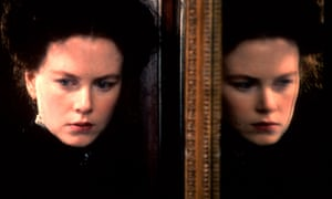 Nicole Kidman as Isabel Archer in Jane Campion's film of The Portrait of a Lady.