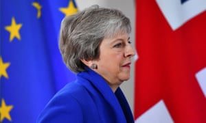 MPs are on track to reject May's deal.
