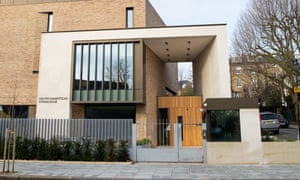 The South Hampstead Synagogue in North London