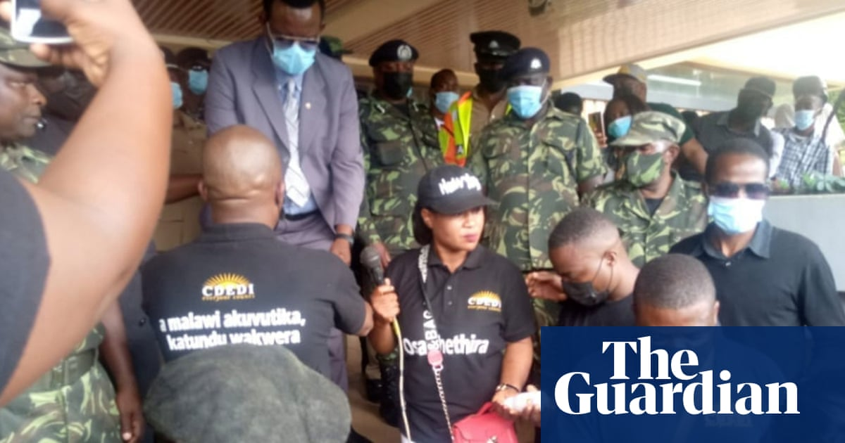 Protests across Malawi as mobile phone charges soar