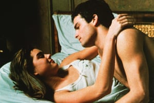 Brooke Shields and Martin Hewitt in Endless Love (1981).