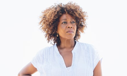 Alfre Woodard in Santa Monica for the Observer New Review.