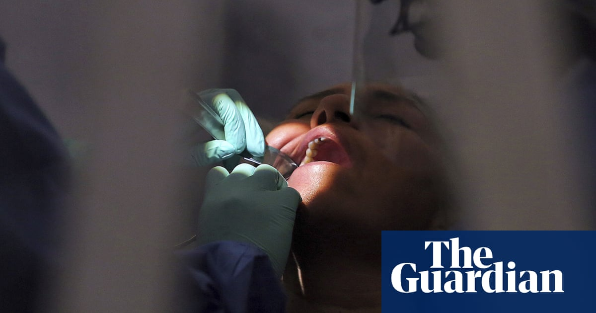 Millions in US hope plan to expand dental care survives cuts to Biden's bill