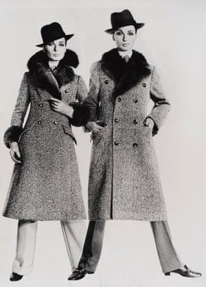 Erwin Blumenfeld, Fashion shoot for the Dayton