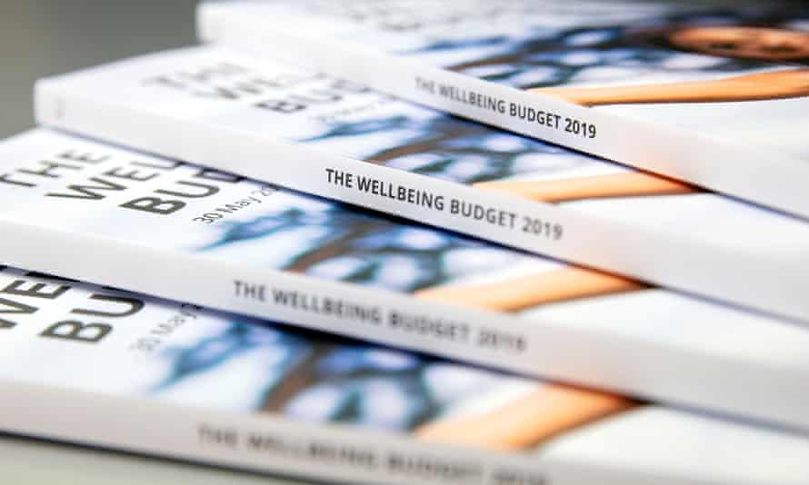 Copies of the 2019 New Zealand Wellbeing Budget