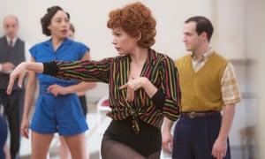 Michelle Williams as Gwen Verdon in FX's Fosse/Verdon