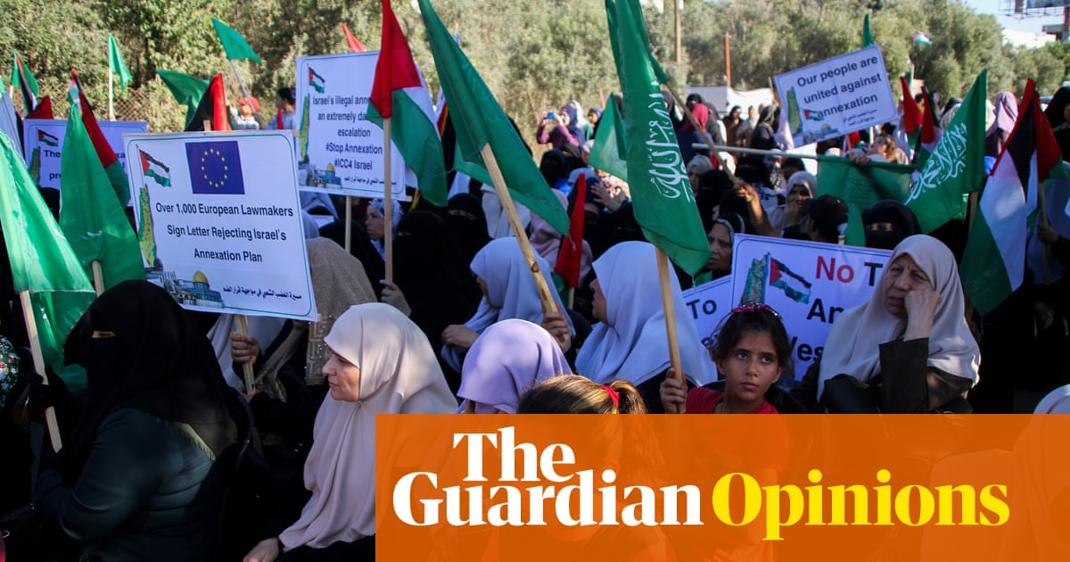 European countries need to recognise the Palestinian state before it's too late | Sam Bahour