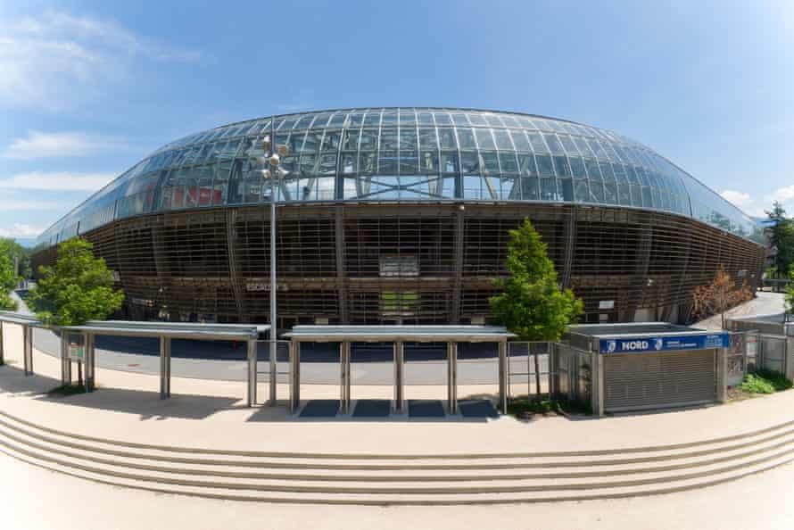 Stade Des Alpes, Grenoble