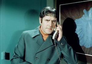 As Paul Roper in Flight Path, a 1971 episode of UFO.