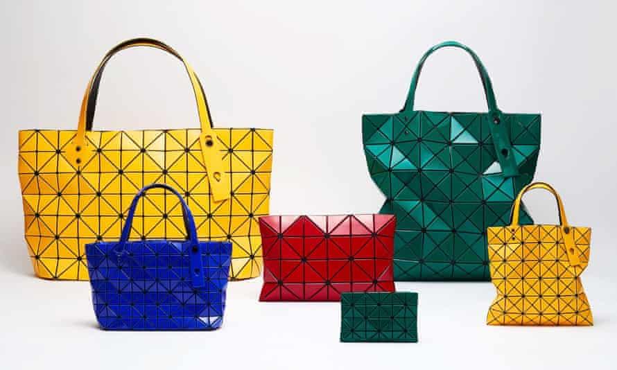 Bao Bao Issey Miyake bag