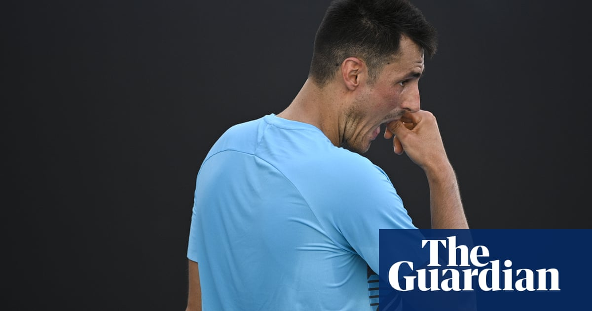 Bernard Tomic's French Open hopes ended by 16-year-old in qualifying