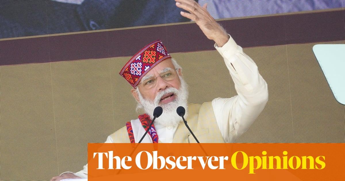 Modi's India - cover