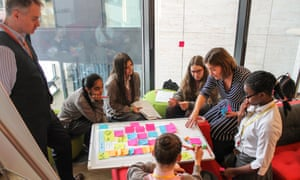 Product workshops in full swing on Ada Lovelace Day - an initiative run by the Guardian Digital team's diversity group