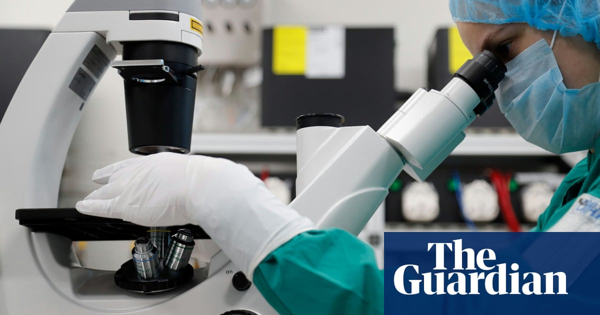 Russia claims to be ahead of rivals in race to produce Covid vaccine