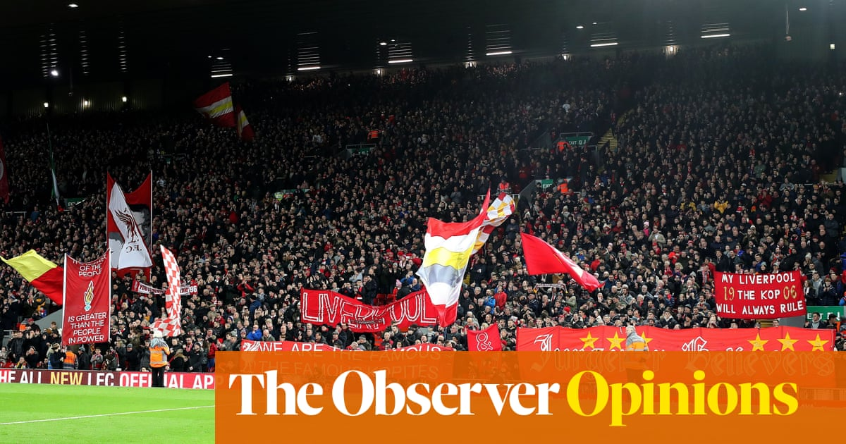 Liverpool's rejuvenation shows clubs should be thankful for FFP   David Conn