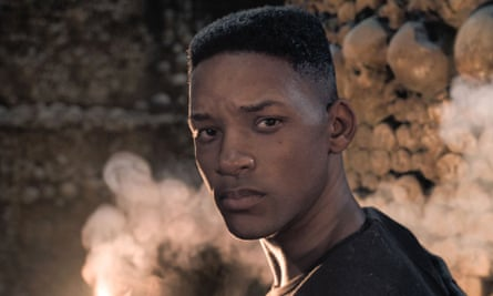 Will Smith as the digitally generated Junior in Gemini Man.